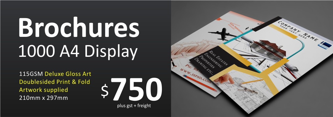 Brochures Newcastle Central Coast Hunter - VectorDesign signs graphics print